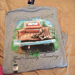 Simply southern shirt